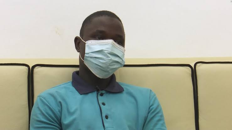 , Teenager convicted of blasphemy in Kano jets out of Nigeria, Effiezy - Top Nigerian News & Entertainment Website