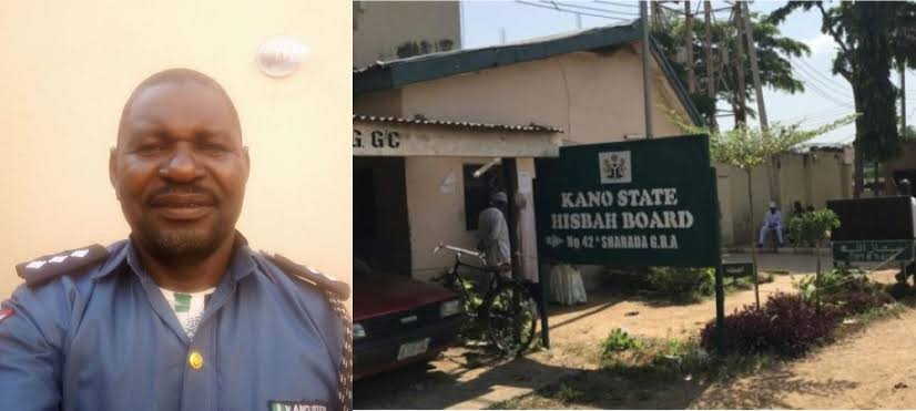 , Hisbah commander arrested in hotel with married woman, Effiezy - Top Nigerian News & Entertainment Website