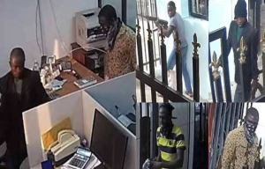 Dismissed cop supplied five AK-47 rifles for Offa bank robbery – Suspect reveals