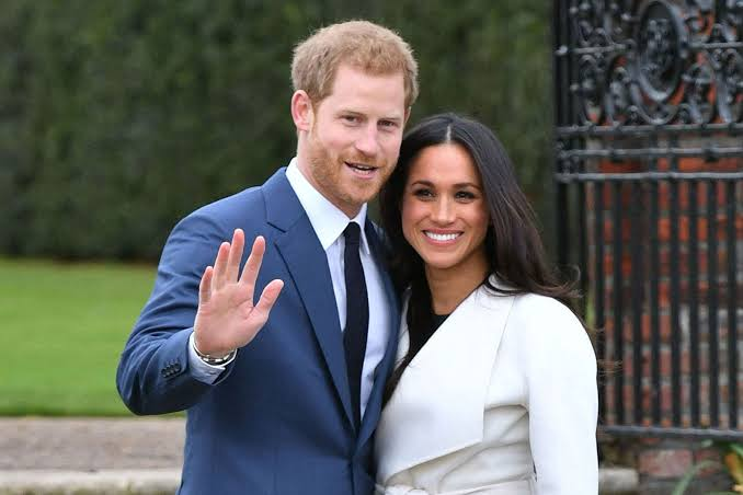 , Prince Harry and Meghan Markle drop their royal duties, resign from Monarchy, Effiezy - Top Nigerian News & Entertainment Website