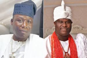 "Herders Crisis: Ooni of Ife replies Sunday Igboho ""No true yoruba son would speak in such a manner like you did"""