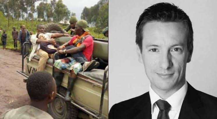 , Italian Ambassador to DR Congo, Luca Attanasio killed during kidnap attempt , Effiezy - Top Nigerian News & Entertainment Website
