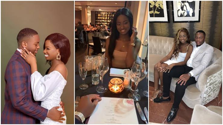 Nigerian man marries lady he took out on Valentine's day in 2020