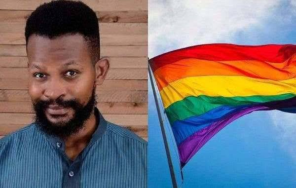 'Being gay is my birthright' – Uche Maduagwu Brags