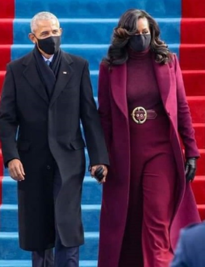 , Lovely kids recreate Obama and Michelle's inauguration outfits (Photos), Effiezy - Top Nigerian News & Entertainment Website