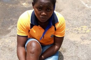 Mother of 3 stabs husband to death in Lagos (Photo)