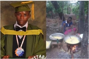 Viral UNN first-class graduate turned farmer, bags Ph.D. scholarship in the US (Photo)