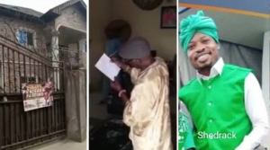 Man cries out after his family member donates family house as seed to Christ Embassy Church
