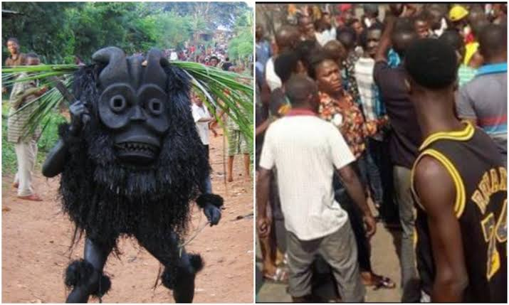 Angry youths beat pastor to coma for refusing to allow masquerade in church