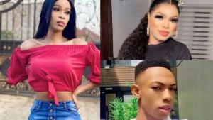 """Receive sense Bobrisky""- Nigerian transgender, Buchi Alexandra slams Bobrisky and James Brown (photo)"