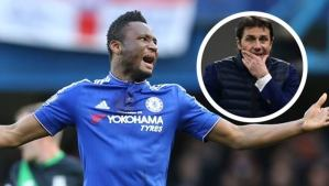 Why I left Chelsea – Obi Mikel opens up on fight with Conte