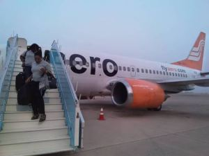 Bird strike forces Aero Contractors plane to make air return in Kano