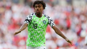 Iwobi to miss out in Benin clash after testing positive for COVID-19