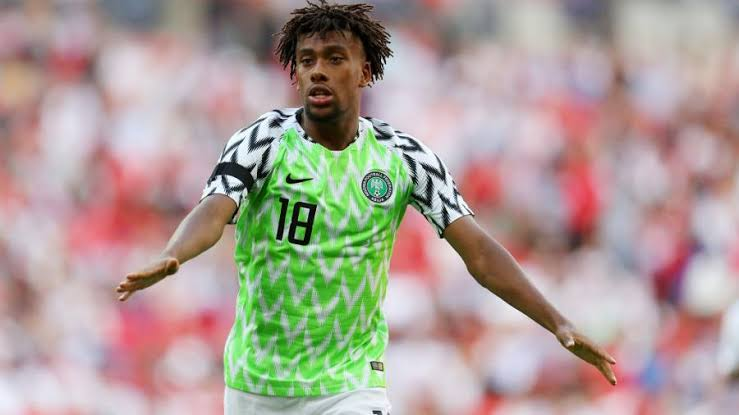 , Iwobi to miss out in Benin clash after testing positive for COVID-19, Effiezy - Top Nigerian News & Entertainment Website