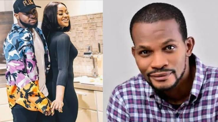 , Marry Chioma this year and win Grammy award – Uche Maduagwu advises Davido, Effiezy - Top Nigerian News & Entertainment Website