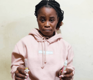 Woman arrested for allegedly killing her three year old stepson in Enugu