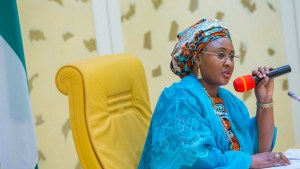 Aisha Buhari's book launch raises ₦155 million