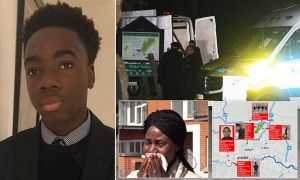 Missing Nigerian student Richard Okorogheye, police say body found in a London forest pond matches his description
