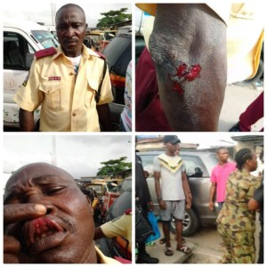 Naval Ratings attack LASTMA officials