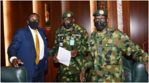 Nigerian Army reportedly removes journalist from WhatsApp group for questioning N2.6tn funds