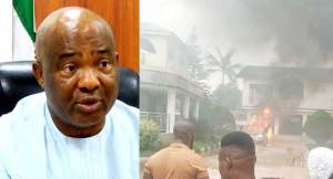 Attack on Uzodinma's country home was politically sponsored, says Imo govt