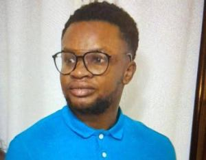 Another Nigerian Toby Olokodana declared missing in UK