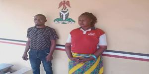 Couple arrested for torturing 12-year-old boy with hot pressing Iron in Kogi (graphics photo)