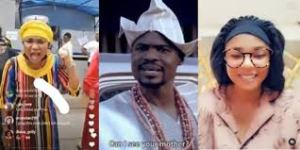 Iyabo Ojo, Princess, others storm Panti over alleged plan to release Baba Ijesha (video)