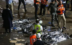 Over 28 crushed to death in Israel at religious festival