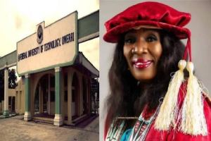 Federal University Of Technology Owerri, appoints its first female Vice-Chancellor (video)