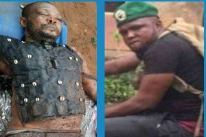 Suspected IPOB commander killed by security operatives in Imo