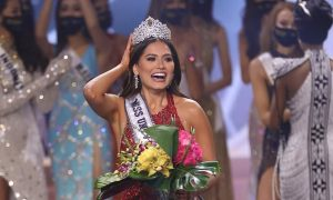 Miss Mexico Andrea Meza crowned Miss Universe 2021 (Photos)