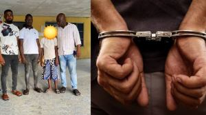 Police arrest pastor for allegedly raping 10-year-old girl in Delta