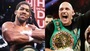 Tyson Fury confirms heavyweight fight with Anthony Joshua is set for August 14 in Saudi Arabia (video)