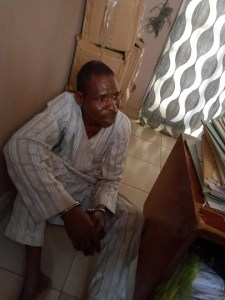 50-year-old Nigerian man arrested in Katsina for defiling two minors aged 3 and 5 (Photo)