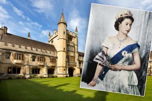 Oxford students vote to have portrait of Queen removed from campus over 'colonial history'