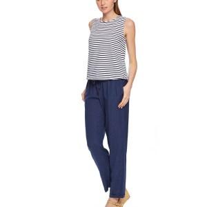 Stripe Tshirt top blouse casual