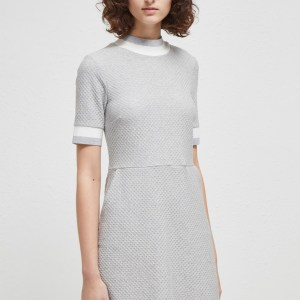 french connection high neck dress
