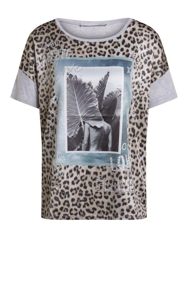 oui t-shirt top blouse Kerry