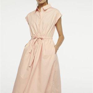 pink shirt dress occasion wedding