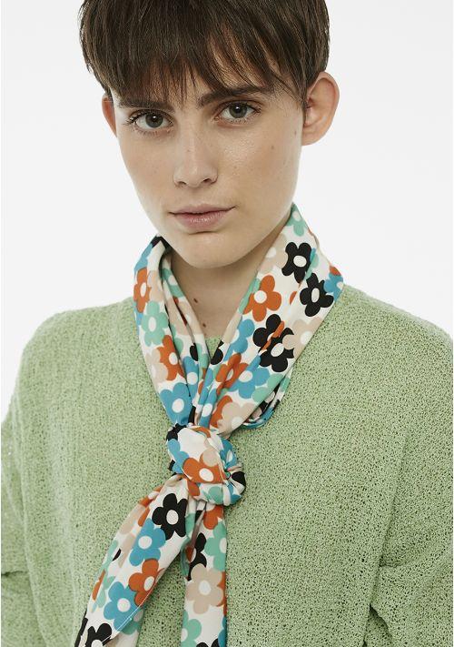 scarf print accessories