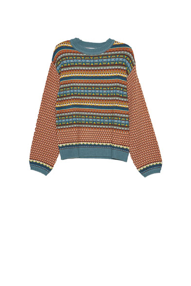 knit jumper top effigy Tralee