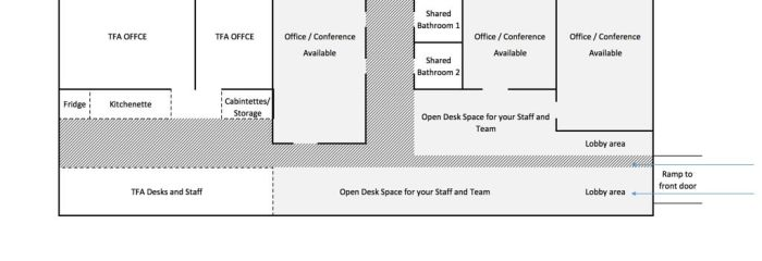 Shared Office Space For Lease