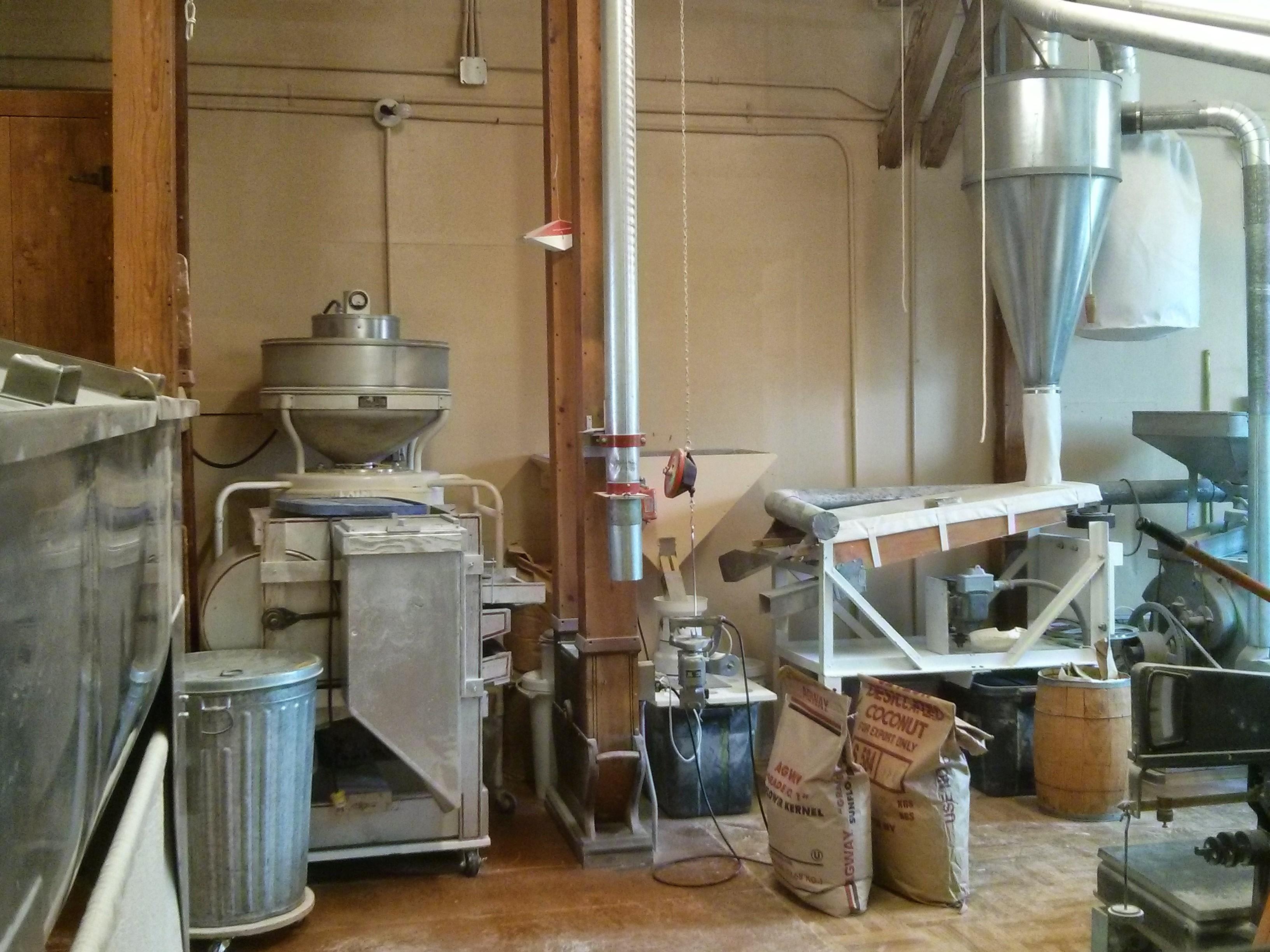 WeBromance Wheat unchanged at Butte Creek Mill  EFFinArtist