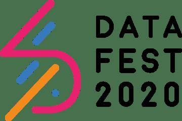 Data Fest 2020 Logo