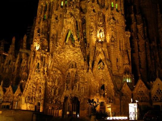 Sagrada Familia Gaudi Tour in Barcelona