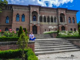 Mogosoaia Palace - day trip from Bucharest