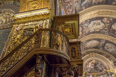 Malta Valletta St John's Co-Cathedral