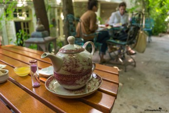 Infinitea Tea House Bucharest Review