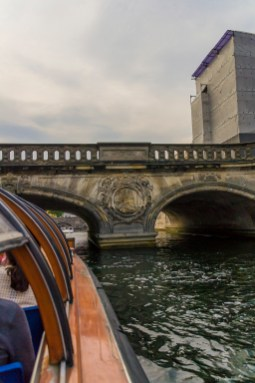 A Cruise On The Canals of Copenhagen